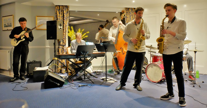 Royal Solent Yacht Club Annual Jazz Weekend April 2018