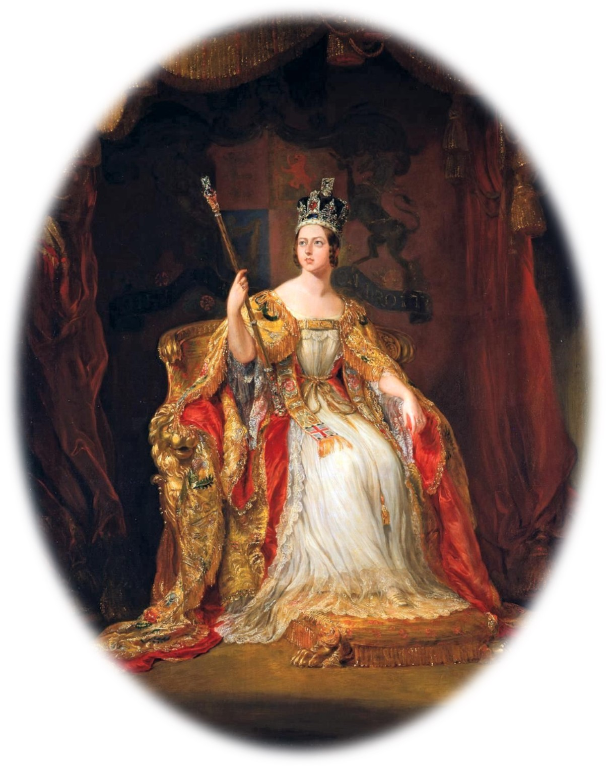 Virtual Talk by Kevin Shaw: 'The Making of Queen Victoria'